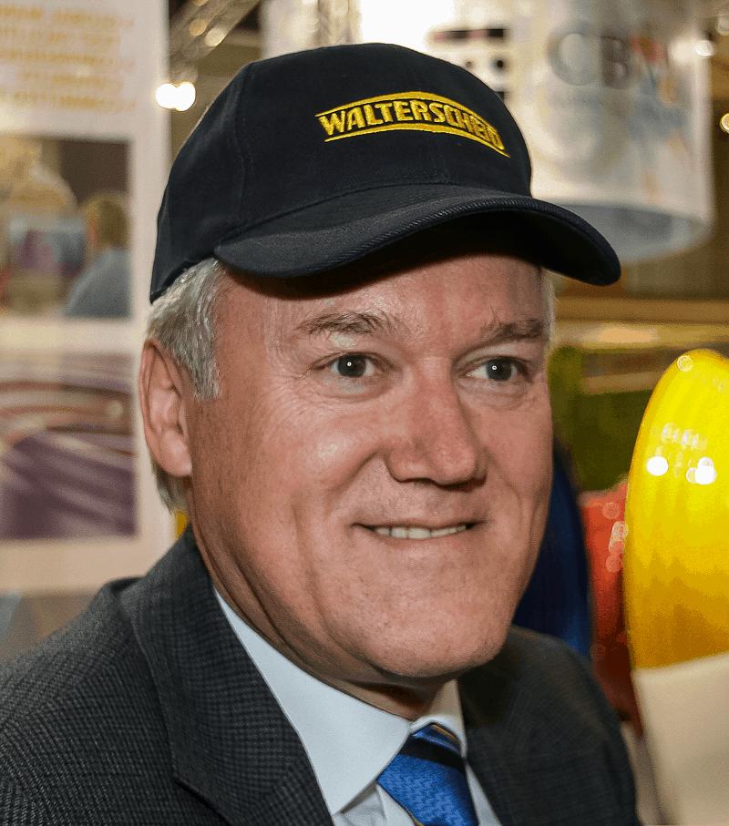 Peter Röttgen übernimmt 2003 die Geschäftsführung – nach vielen Jahren als Vertriebschef bei Walterscheid.