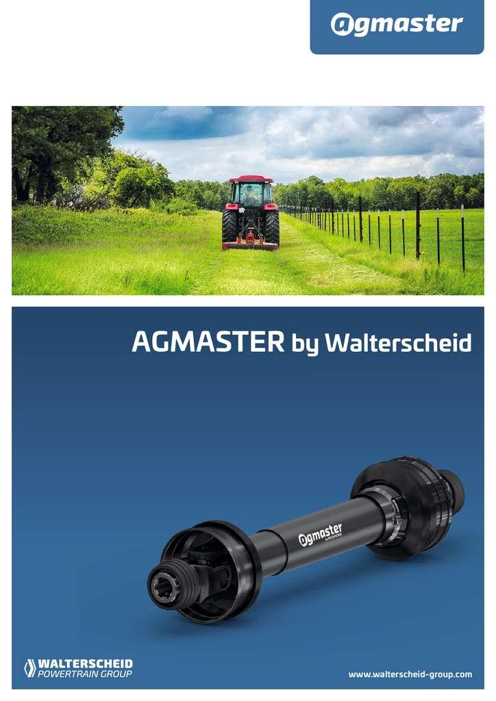 Agmaster-Broschüre