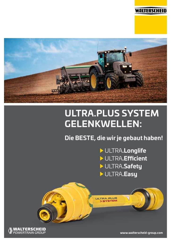 Walterscheid ULTRA.PLUS Brochure