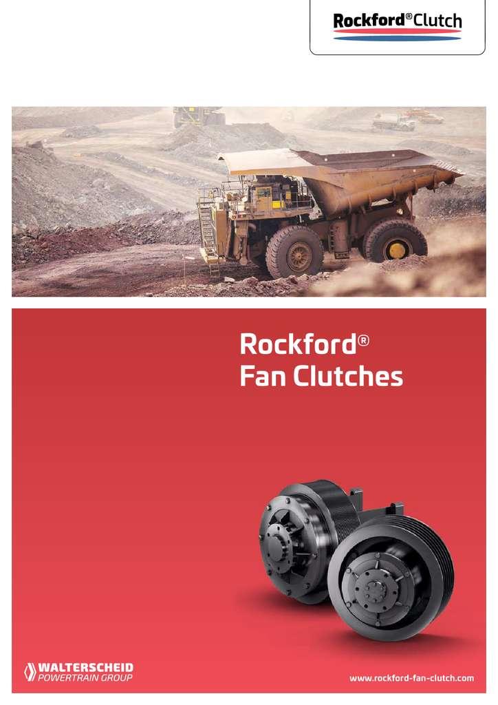 Rockford Fan Clutch Flyer