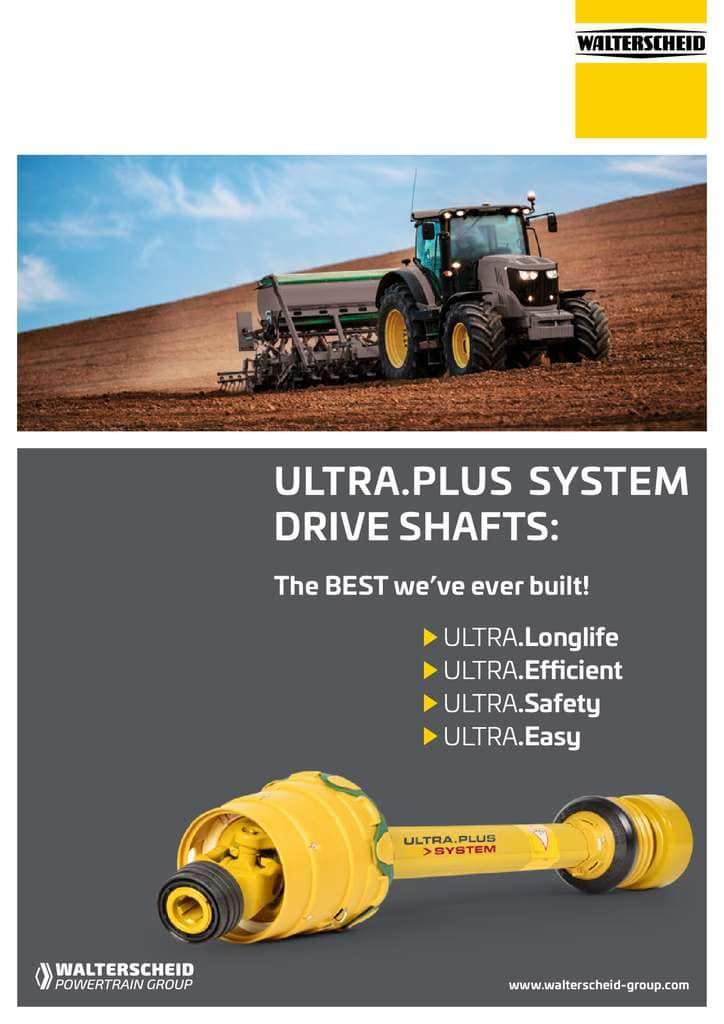 Walterscheid ULTRA.PLUS system brochure