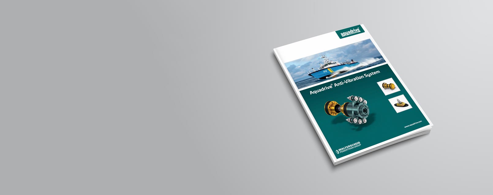 Walterscheid Powertrain Group - Aquadrive Catalogue